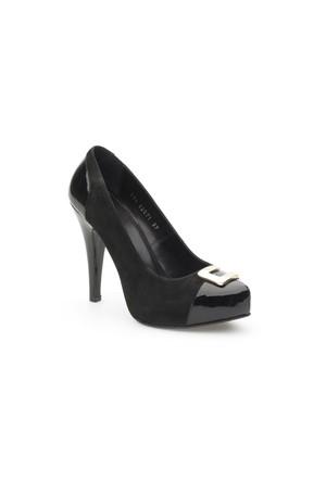 Pedro Camino Kadın Klasik Ayakkabı 82571 Siyah