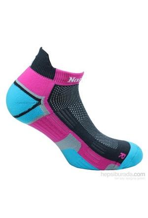 Norfolk Kadın Koşu Çorabı Pembe