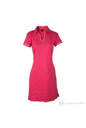 Tommy Hilfiger Kadın Elbise Pembe