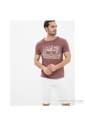 Koton Bordo T-Shirt