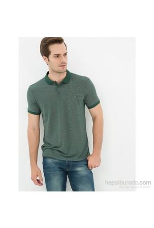 Koton Yeşil Polo Yaka T-Shirt