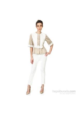 Ng Style Beyaz Pantolon