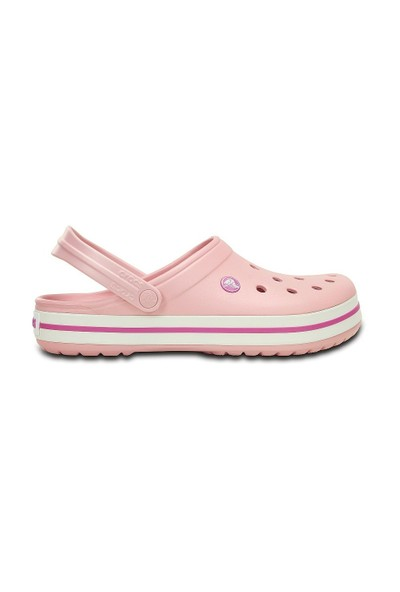 Crocs Crocband Pembe Kadın Terlik