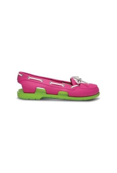 Crocs Beach Line Boat Shoe Women Kadın Ayakkabı