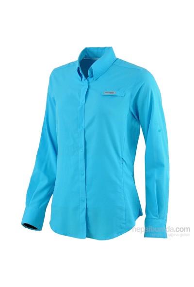 Columbia Tamiami Iı Long Sleeve Shirt Kadın Gömlek