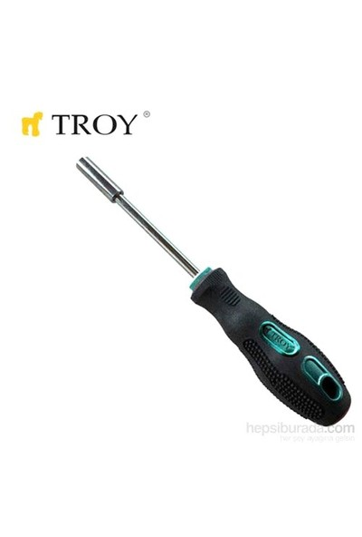 Troy 22005 Tornavida Bits Uç Tutucu