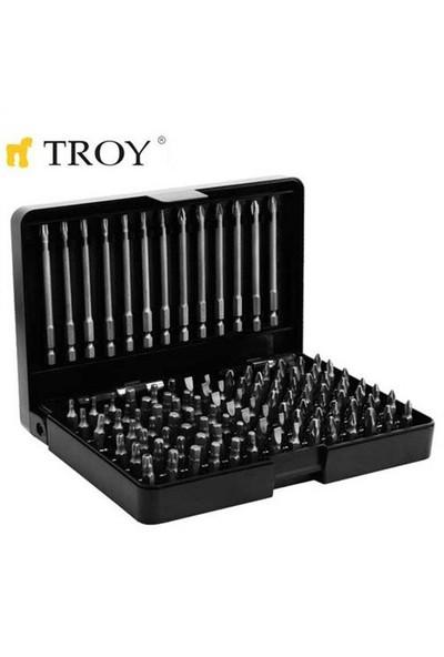 Troy 22301 Bits Uç Seti (113 Parça)