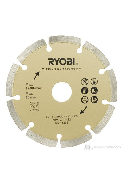 Ryobi AGDD125A1 Elmas Testere 1 X 125 mm