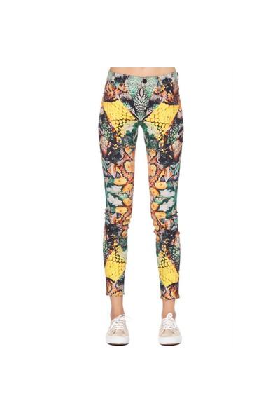 Hudson Nico Super Skinny Midrise Jean Pantolon