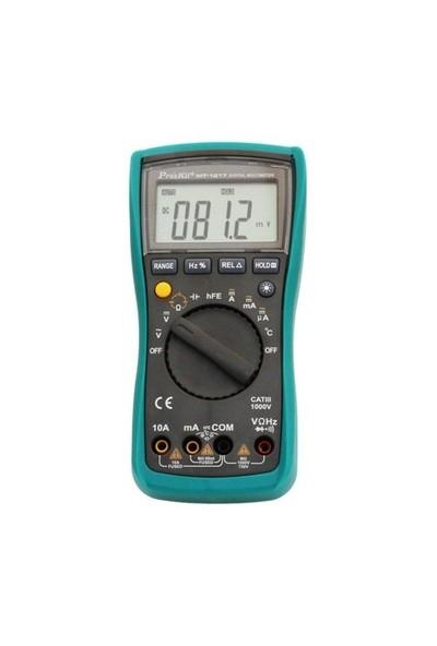 Proskit Mt-1217 Dijital Multimetre