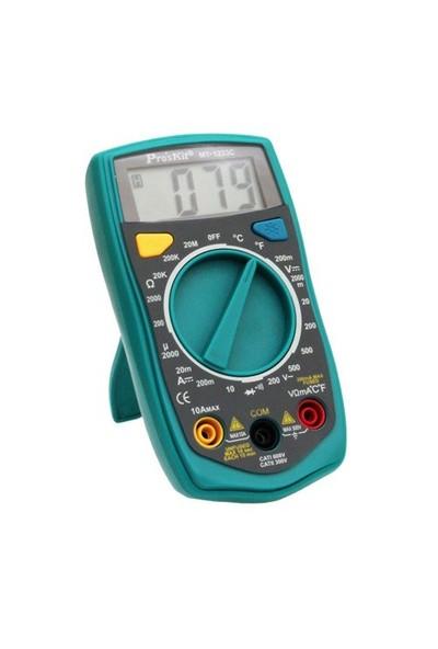 Proskit Mt-1233C Dijital Multimetre