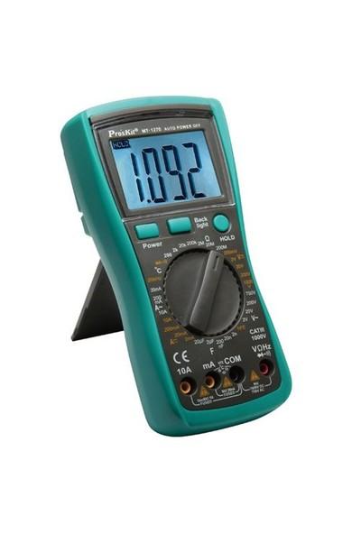 Proskit Mt-1270 Dijital Multimetre
