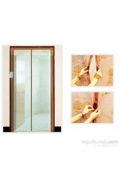 Practika Mıknatıslı Kapı Sinekliği 90 cm x 210 cm Krem