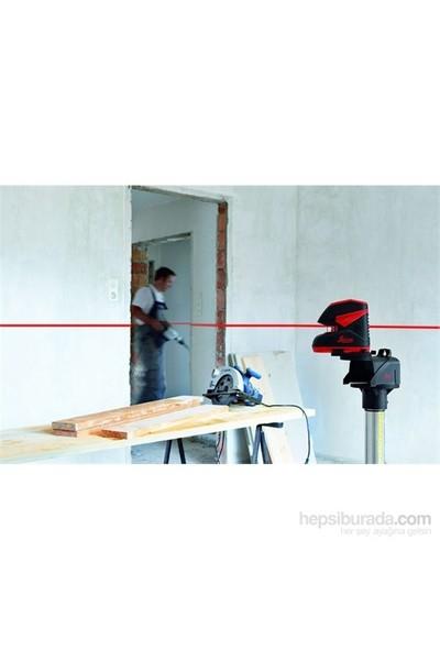 LEICA Lino L2+ Plus Çapraz Çizgi Lazeri ( 180 º / 30 Metre, Dedektörle 60 Metre )