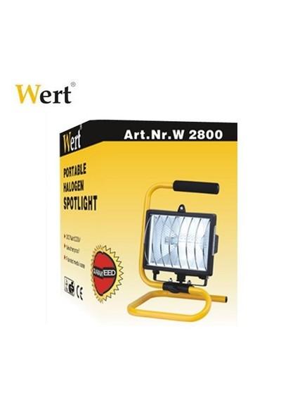 Wert 2800 Projektör (500W)