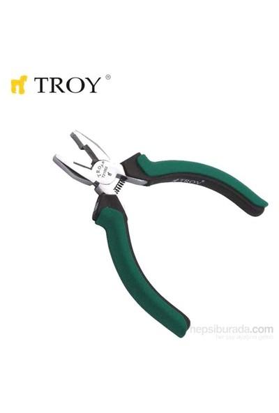 Troy 21052 Elektronikçi Pense (115Mm)