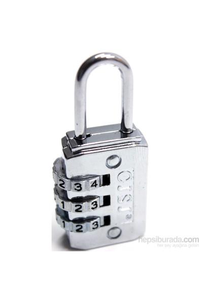 MasterCare Cjsj 3 Şifreli Asma Kilit 427038