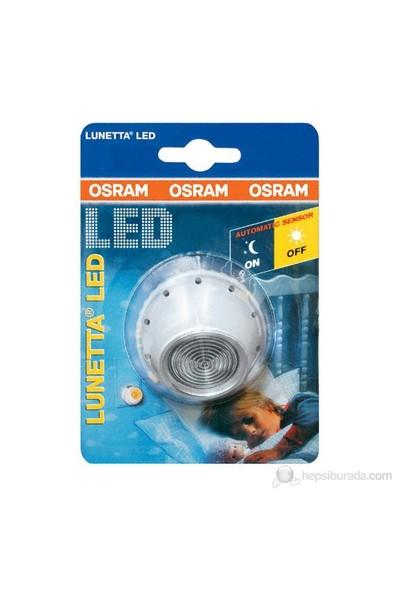 Osram Lunetta Led - Prize Takılabilen Gece Lambası - Işık Sensorlu - Sarı Işık