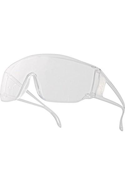 Delta Plus Gözlük Koruyucu Pıton2 Clear
