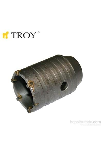 Troy 27459 Tungsten Karpit Beton Panç (Ø 40Mm) - Adaptörü Ayrı Satılır