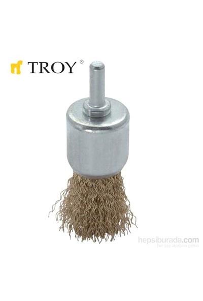 Troy 27701-17 Pimli Kalem Tel Fırça (17Mm)