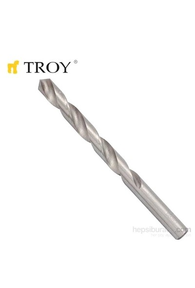 Troy 31010 Hss Matkap Ucu (Ø1,0Mm) 1 Set = 10 Adet