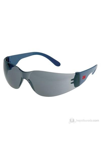 3m 2721 As/Af Gri Güvenlik Gözlüğü