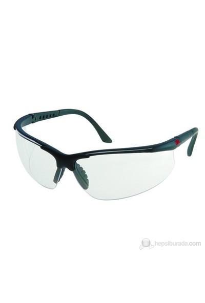 3M 2750 As/Af Premium Sınıfı Şeffaf Güvenlik Gözlüğü
