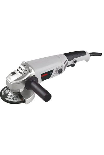 CROWN FLEX CT 13216 Elektrikli 1010 Watt 115 mm Avuç Taşlama Makinası