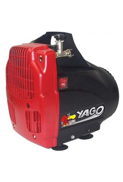 Fini Yago185 Deposuz 1.5 Hp Yağsız Hava Kompresörü