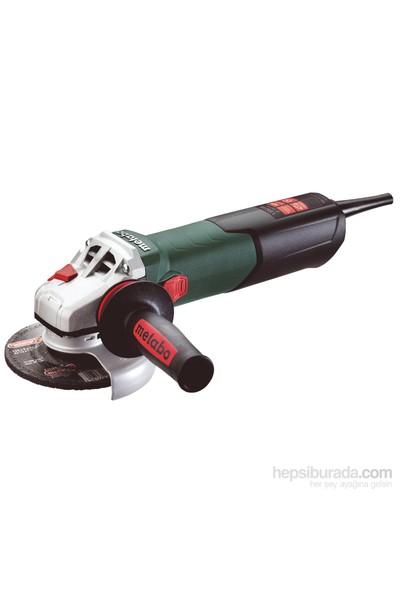 Metabo Wev 15-125 Quick Elektrikli 1550 Watt 125 Mm Avuç Taşlama
