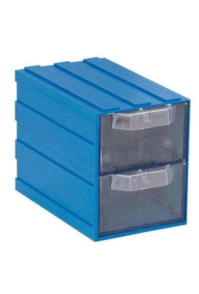 Sembol 104 Plastik Çekmeceli Kutu