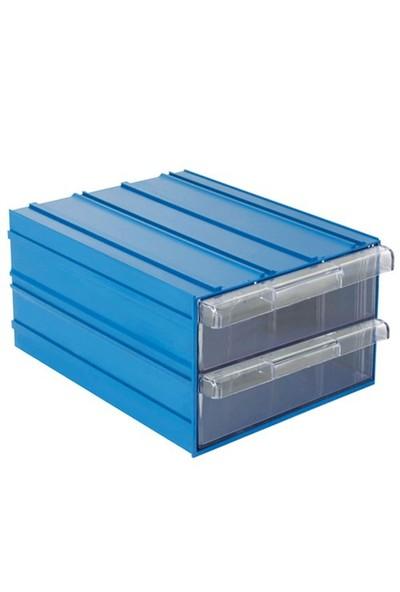 Sembol 512 Plastik Çekmeceli Kutu