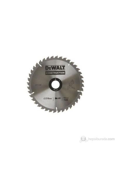 Dewalt Dt1157 40 Diş Daire Testere Bıçağı