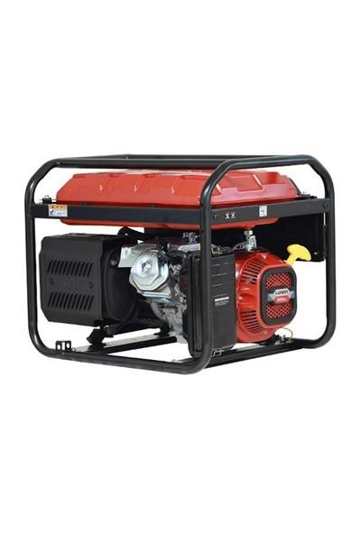 Loncin 6500Das Benzinli 6,8 Kva Marşlı Monofaze