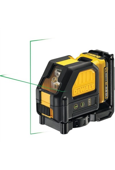 Dewalt Dce088d1g 10,8Volt/2,0 Ah Li-Ion Yeşil Çizgi Lazer Distomatı