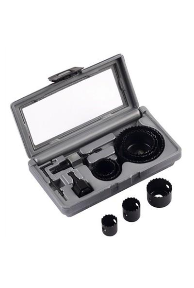 Bosch 2 607 019 450 Delik Açma Testeresi Seti 8 Parça (22/25/29/35/38/44/51/68 2 Altıgen Adaptör,1 A