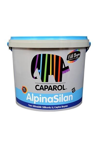 Filli Boya Alpinasilan Silikonlu İpek Mat İç Cephe Duvar Boyası 15Lt Buz Beyazı