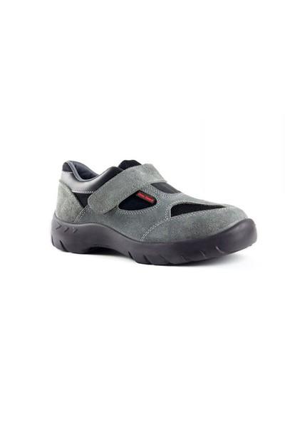Overguard Çelik Burunlu Ayakkabı Süet S1 Cırtlı
