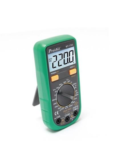 Proskit Mt-1705 True-Rms Dijital Multimetre