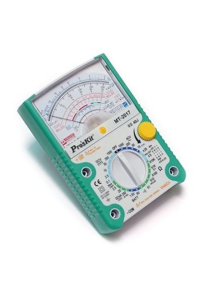 Proskit Mt-2017 Analog Multimetre