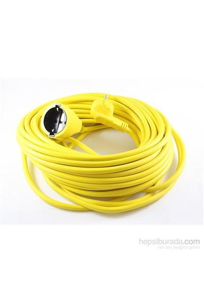 Makarasız 10 Metre Uzatma Kablo (3x1.5 mm)
