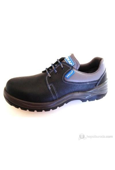 Mekap 101 Çelik Burunlu İş Güvenlik Ayakkabısı 41 Numara