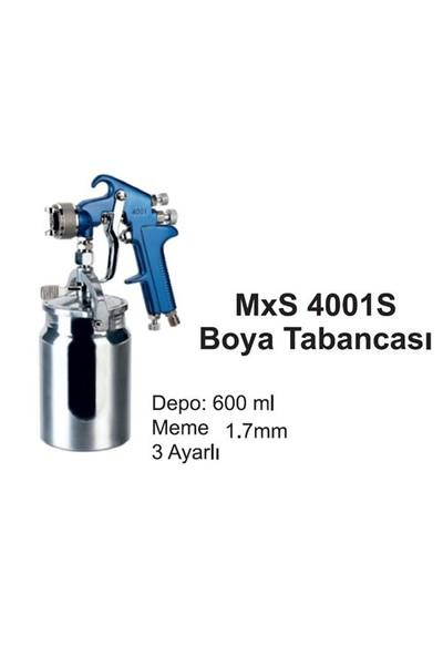 Mxs 4001S Alttan Depo Tabancası 091614