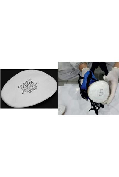 Gerson Profesyonel Maske Kartuş Ön Filtresi 091623