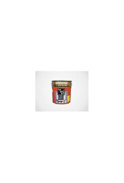 Fawori Premium Sentetik Yağlı Boya 3,75Lt Beyaz