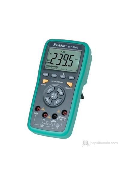 Pro's Kit Mt-1860 Dijital Multimetre