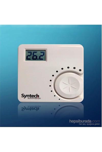 Syntech Oda Termostatı Dijital Kablolu Syn176