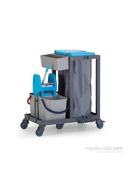 Procart 301 Temizlik Arabası