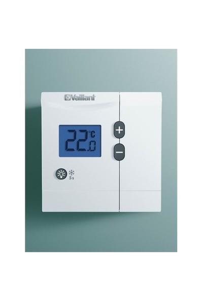 Vaillant Vrt 35 Kombi Oda Termostatı On/Off Dijital Göstergeli